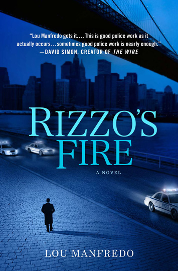 Rizzo's Fire Book Cover
