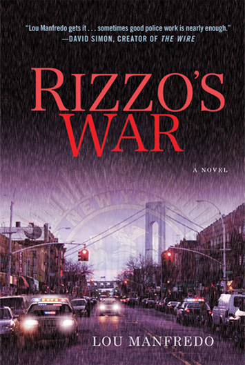 Rizzo's War Book Cover
